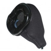 AudioScribe/Martel Mask Microphone with Muffle Mitt