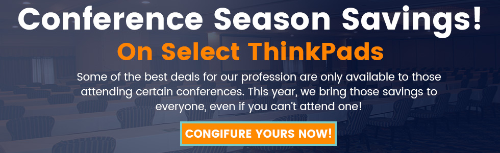 Convention Savings Start NOW!